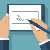 Step by step instructions to make a Digital Signature