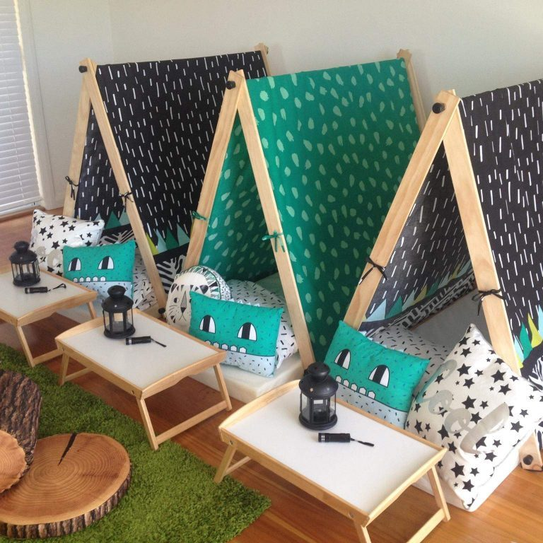 Book a Teepee Party In Sydney