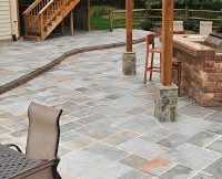 Safety Go Hand-In-Hand With Stamped Concrete Pool Decks